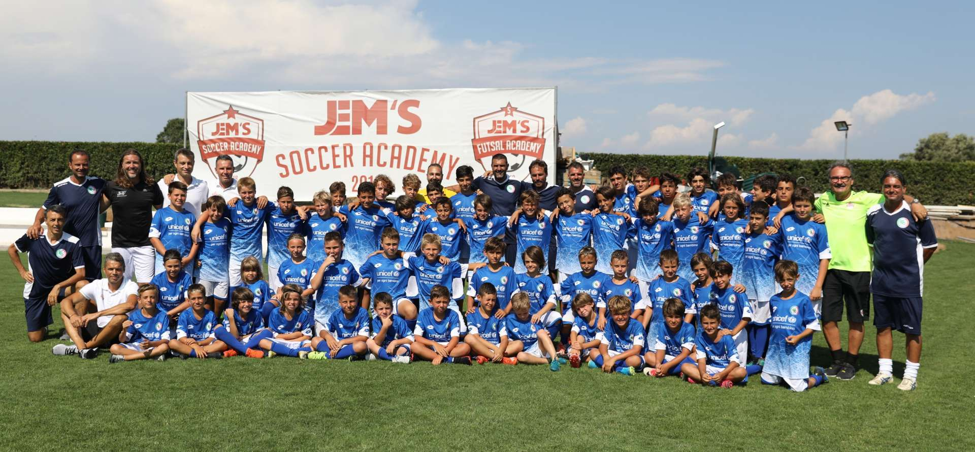 Junior, terminati gli AIC Camp