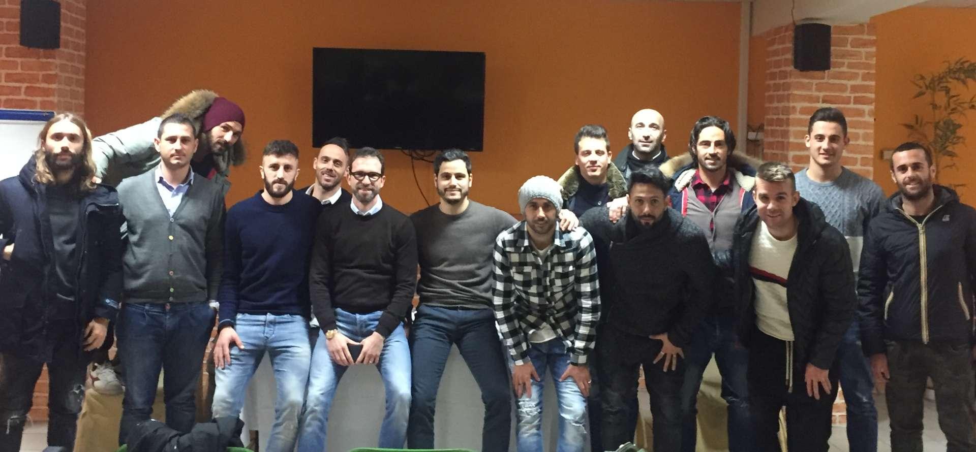 Serie D, girone F, Grottammare, Calcagno, Gaggioli, Bianchet, Fiumana, Trovato
