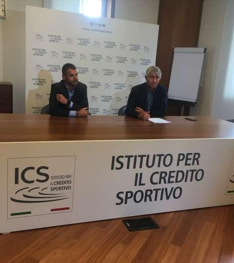 Simone Perrotta, Andrea Abodi, ICS, AIC, AIC Camp, Dipartimento Junior AIC