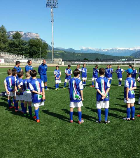AIC Camp 2016 Dipartimento Junior Laives Bolzano