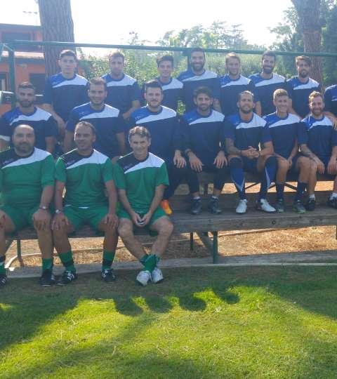 Team Lazio Dilettanti AIC Gaggioli Dipartimento vincolo