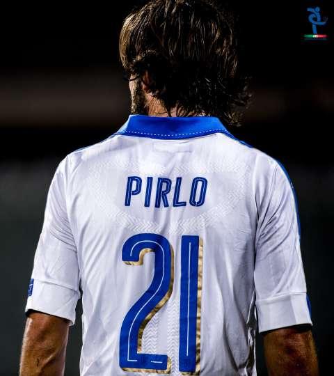 Andrea Pirlo, fine carriera, ap21, Pirlo, AIC, Associazione Italiana Calciatori