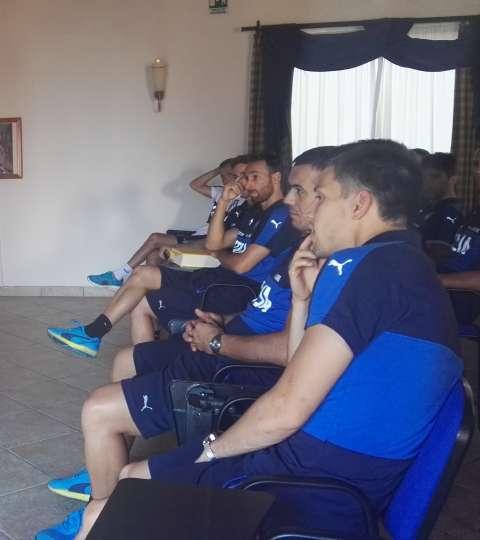 Futsal Nazionale Calcio a 5 Tommasi Grazioli Bernardi