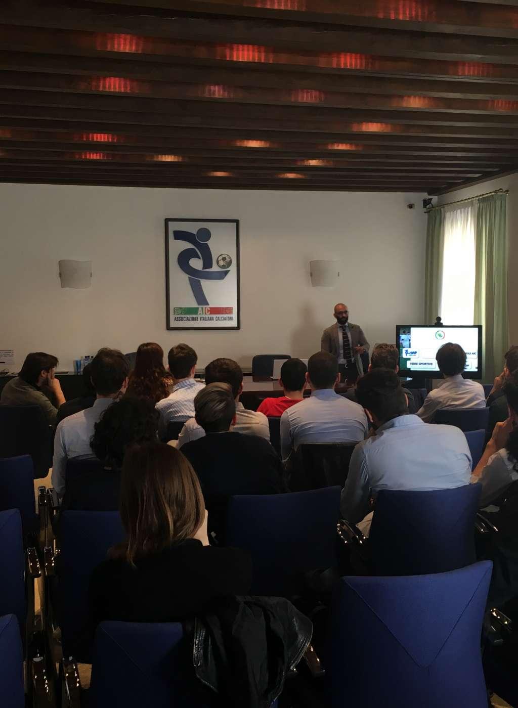 AIC Associazione Italiana Calciatori Mastersport
