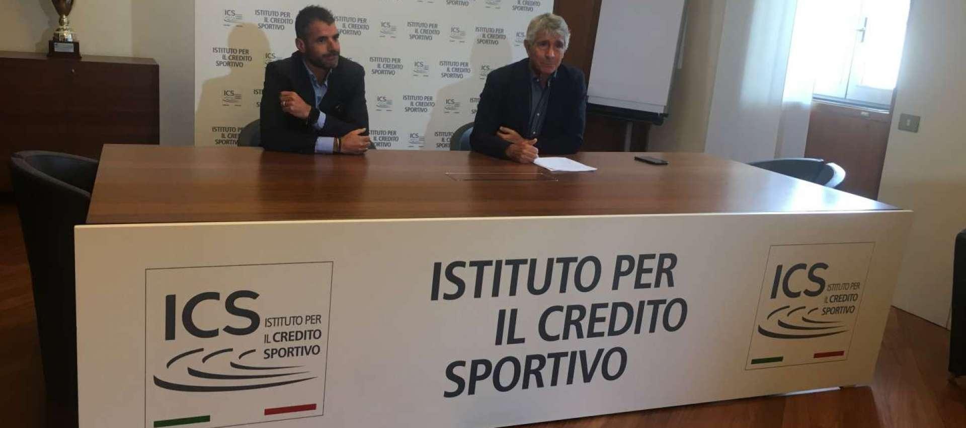 Simone Perrotta, Andrea Abodi, ICS, AIC, AIC Camp